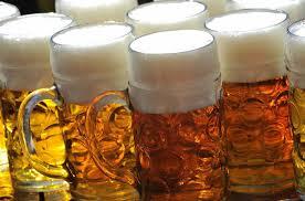 Stadtstrand Bad Kissingen Streifzug Durch Bad Kissingens Biergärten