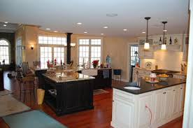 Custom Kitchen And Family Room Addition - Family room additions pictures