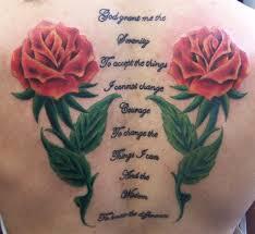 25 graceful serenity prayer tattoos