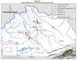 Cumberland River Map Report