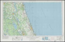 florida topo map florida topographic elevation map my