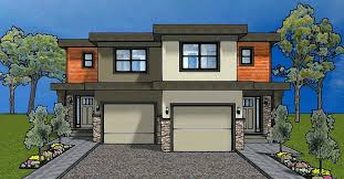 duplex house plans for narrow lots modern duplex house design duplex house plan for the small narrow