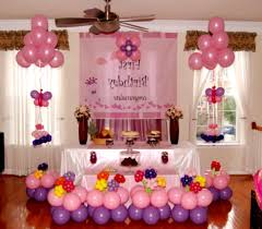 decorations for birthday party at home decoration ideas cheap