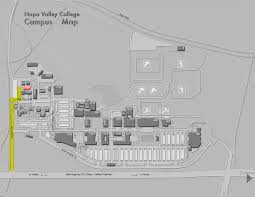 Map Of Napa Valley Napa Valley College Campus Map Image Gallery Hcpr