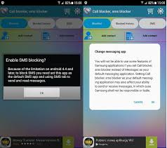 how to block sms on android how to block a number on android guide