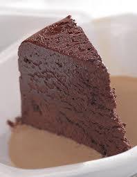 une marquise en cuisine marquise au chocolat crème anglaise au café pour 6 personnes