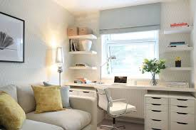 Ikea Desk Hack by Ikea Desk Hack For A Modern Home Office With A Ceiling Fan And