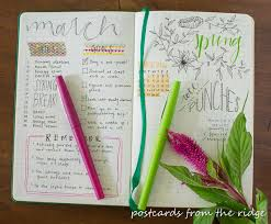 bullet journaling 101 tips for beginners postcards from the ridge
