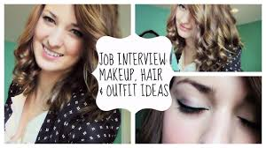 how to style long hair for job interviews interview hairstyles