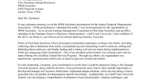 investment banking interview prep cover letters