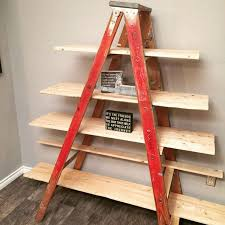 this old ladder just needs a fresh coat of paint and some tlc
