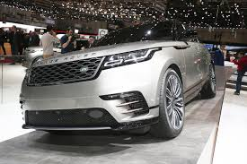 meet the newest addition to the land rover lineup the 2018 range