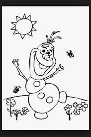 anna elsa kristoff and olaf coloring page coloring page frozen