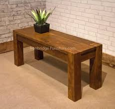 mango wood coffee table with storage furniture mango wood coffee table console tables rustic farm bench