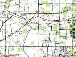 avon ohio map 44011 zip code avon ohio profile homes apartments schools