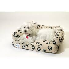 Covered Dog Bed Concept Covered Dog Beds Home Decor U0026 Furniture