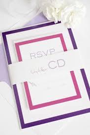 Js Prom Invitation Card Designs 104 Best Purple Weddings Images On Pinterest Purple Wedding