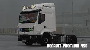 renault premium 2013 ets2 v1 8 2s mod renault premium 450 youtube