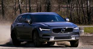 volvo truck 2017 2017 volvo v90 cross country pickup truck a rendering for the