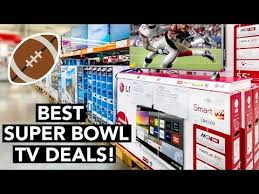best small tv deals black friday best super bowl 4k tv deals for 2017 better than black friday