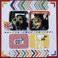 Dog Scrapbook Album Simple Stories Simply Creative