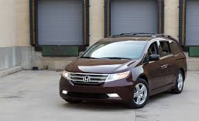 2010 Honda Odyssey Cross Bars by 2011 Honda Odyssey Touring Elite Long Term Road Test Wrap Up