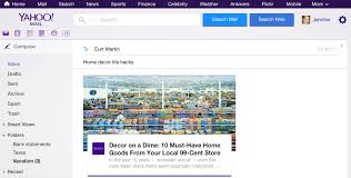 Yahoo Mail Yahoo Mail Free Email With 1000 Gb Of Storage