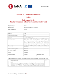 reference resume minimalist background cing internet of things architecture iot a pdf download available