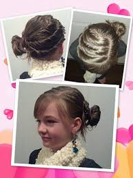 pre teen hair styles pictures very cute and simple hairstyle for pre teens hair pinterest