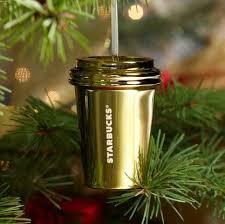 Starbucks Christmas Decorations 36 Best Starbucks Ornaments Images On Pinterest Starbucks