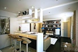 cuisine avec bar ouvert sur salon bar cuisine salon superior cuisine ouverte sur salon avec bar 0