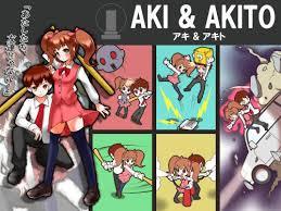 Meme Cartoon Maker - rpg maker ssbb aki and akito from misao rpg maker games know