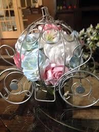princess carriage centerpiece cinderella carriage centerpiece design decoration