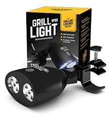 led bbq grill lights amazon com 2018 barbecue grill light 10 ultra bright led lights