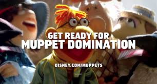 thanksgiving muppets delayed muppet domination the muppet mindset