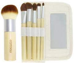 sephora also makes a line of fairly good makeup brushes these run a bit more in
