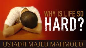 why is life so hard ᴴᴰ amazing reminder by ustadh majed