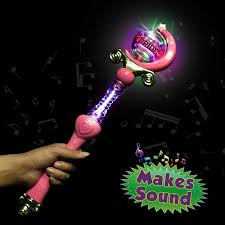 light up princess wand promotional 17 light up princess spinner wand customized 17