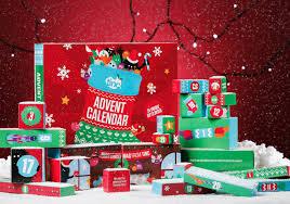 christmas calendar best alternative christmas advent calendars 2017 non chocolate