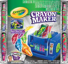 crayola crayon melting machine for kids crayons crayon maker