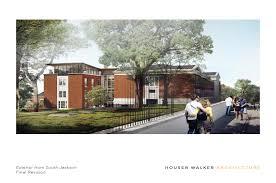 baldwin hall expansion and renovation university architects