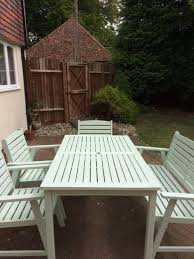 outdoor furniture in pastel colours rattan daybed or chaise in 3