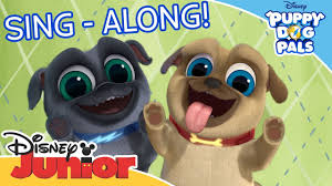 Theme Song For Seeking Puppy Pals Theme Song Sing Along Official Disney