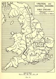 Slippery Rock University Map Mapping Early Anglo Saxon Spears Andrew J Welton