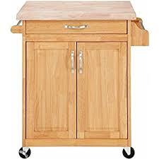 mainstays kitchen island cart amazon com mainstays kitchen island cart finishes home