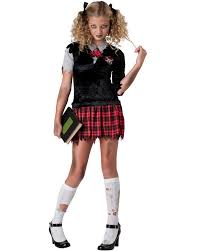 school girl costume poison league school girl tween costume kids costumes