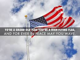 Flying Flag You U0027re A Grand Old Flag By Laney Lopez