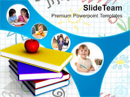 Teaching Theme Powerpoint For Kids Special Education Powerpoint Educational Powerpoint Themes