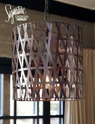 ashley furniture pendant lighting metal pendant l ashley furniture for the home pinterest