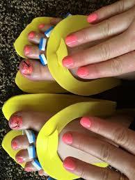 pedicure hanna nails and spa